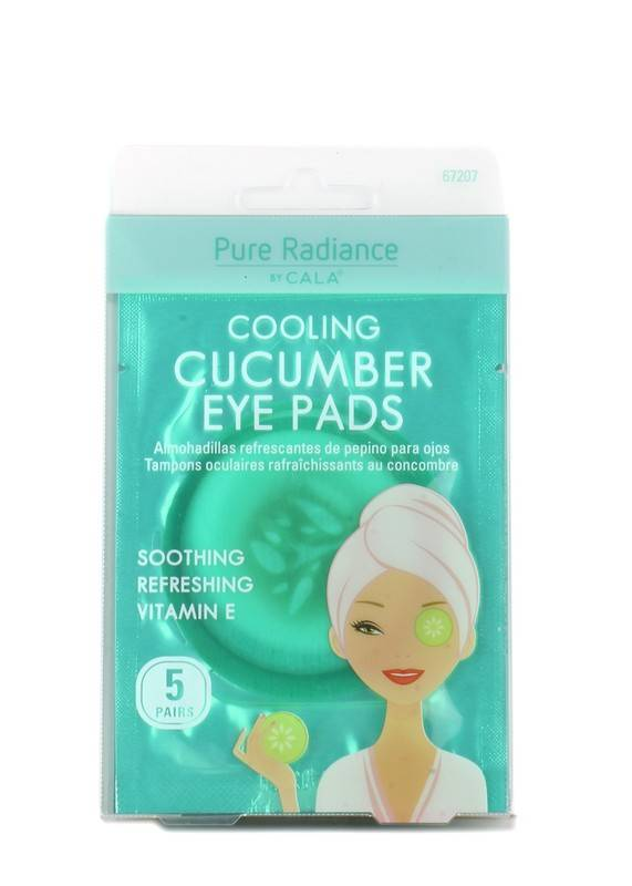 Bien Bien Cucumber Eye Pads