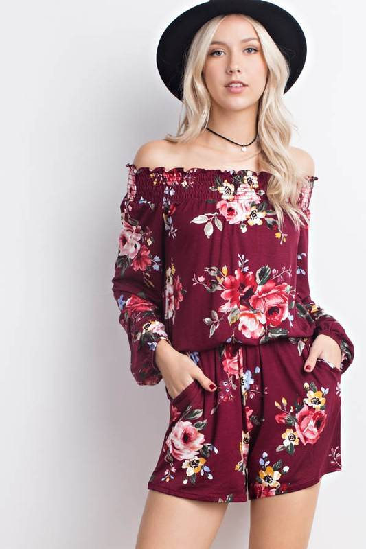 Mittoshop Vineyard Days Romper