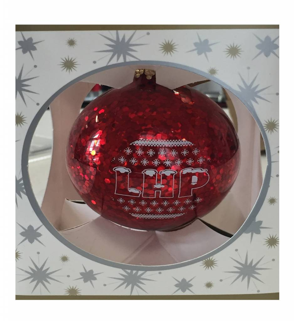 Spirit Products Glass Ornament