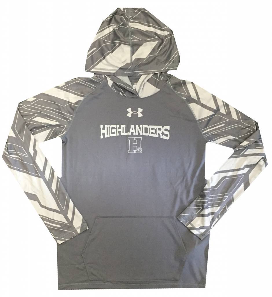 Under Armour Youth Techno Hoodie, 16
