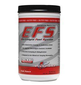 1st Endurance, EFS, 800g, Drink Mix, Fruit Punch, 25 servings