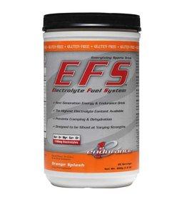 1st Endurance, EFS, 800g, Drink Mix, Orange, 25 servings