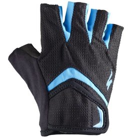 BG KIDS GLOVE SF BLK/BLU L