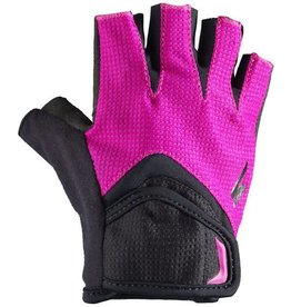 BG KIDS GLOVE SF BLK/PNK M
