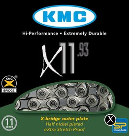 KMC, X11.93, Chain, 11sp., 118 Links