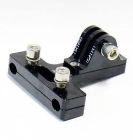 Camera mount Black Saddle rail