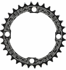 Race Face Narrow-Wide Chainring: 104BCD, 32t Black