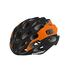 Catlike, Mixino, Helmet, Black/Fluo Orange, L