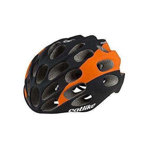 Catlike, Mixino, Helmet, Black/Fluo Orange, L