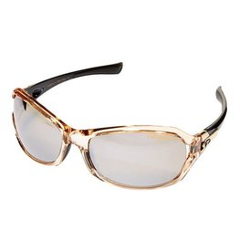 Dea SL, Crystal Brown & Black Single Lens Sunglasses