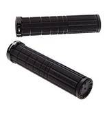 D2 Lock-On Grips BLACK