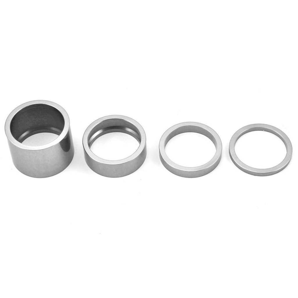 Chris King Headset Spacer Kit, Silver