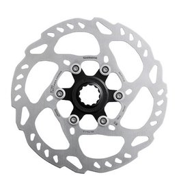 ROTOR FOR DISC-BRAKE, SM-RT81, SS 140MM, W/LOCK RING