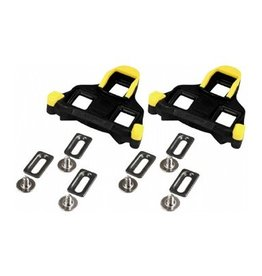 Shimano SH11 SPD-SL Cleat Set with Hardware Floating