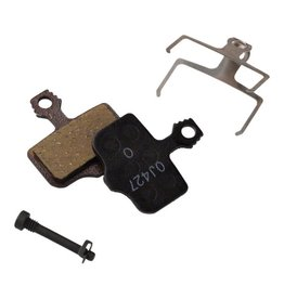 Avid/SRAM, Elixir, DB, Level, Level T, Level TL Disc brake pads, Sintered metal, Steel back plate, pair