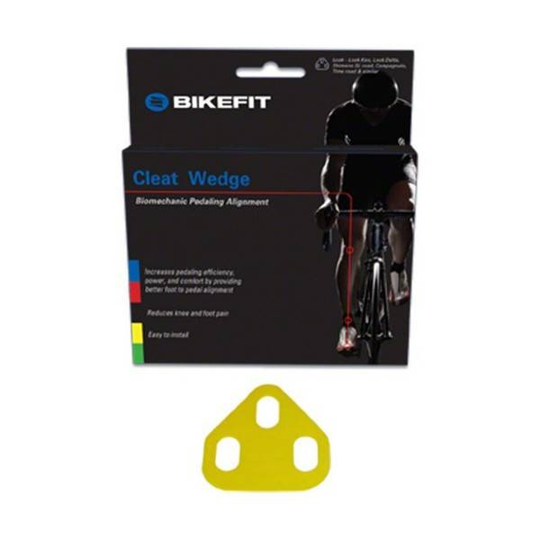 Bike Fit Systems Cleat Wedges for Look Pedals