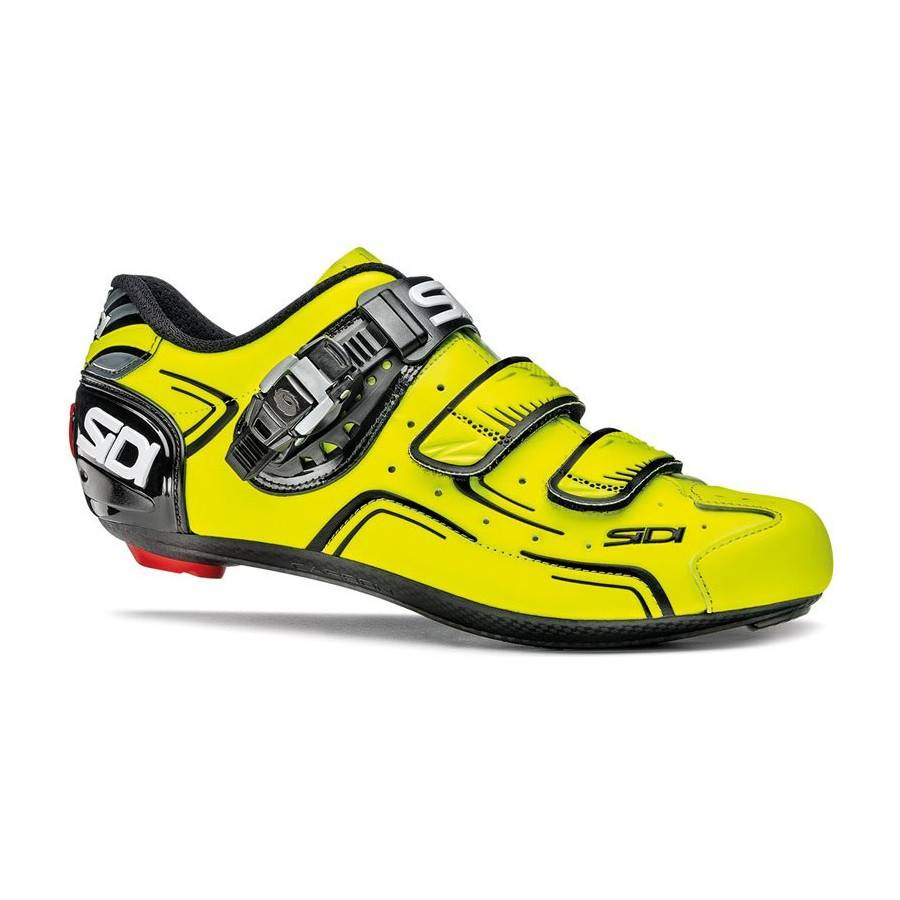 LEVEL YELLOW FLUO / BLACK 45.0
