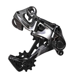 Sram, XX1 Rear derailleur, 11sp, Type 2.1, Long cage, Black