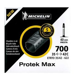 Michelin, Protek Max, Tube, Presta, 40mm, 700x32-42