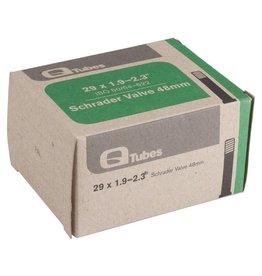 """Q-Tubes 29"""" x 1.9-2.3"""" Schrader Valve Tube (700c x 47-52mm)"""