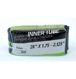 "Tube 26 X 1.75-2.125"" Schrader Box/30 single"