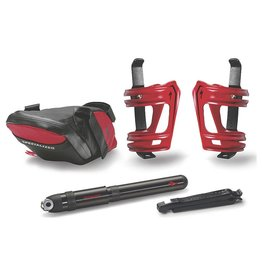 STARTER KIT BLK/RED