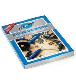 Park Tool, BBB-3, The Big Blue Book of Bicycle Repair, Book