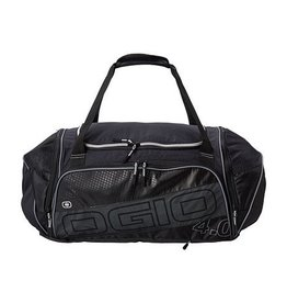 Ogio, Endurance 4.0 Black/Silver Duffle Bag