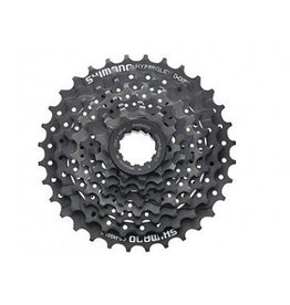 CASSETTE SPROCKET, CS-HG31, 8-SPEED, 11-13-15-17-20-23-26-