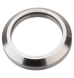 "Wheels Manufacturing 1-1/8"" 45 x 45 degree Stainless Steel Angular Contact Bearing 30.2mm ID x 41.8mm OD"