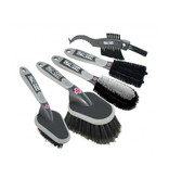 5-Piece Brush Set w/ Storage Ba