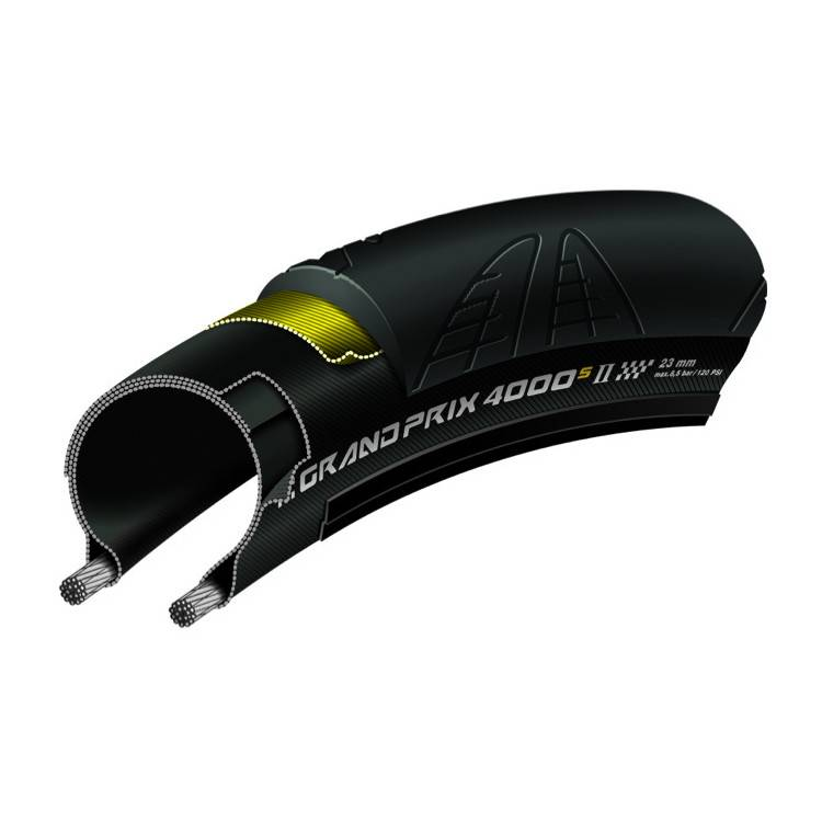 Continental Grand Prix 4000 S T