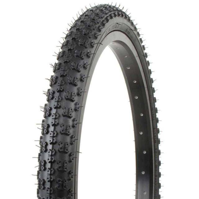 "Kenda K50 BMX Tire 16"" x 1.75"" Steel Bead Black"