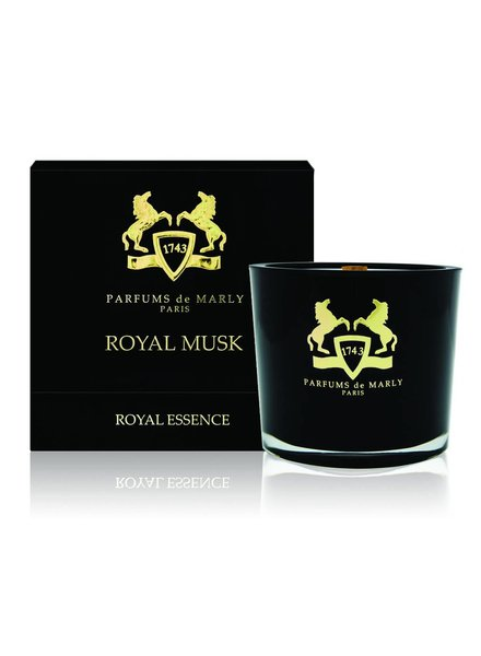 PARFUMS DE MARLY ROYAL MUSK CANDLE