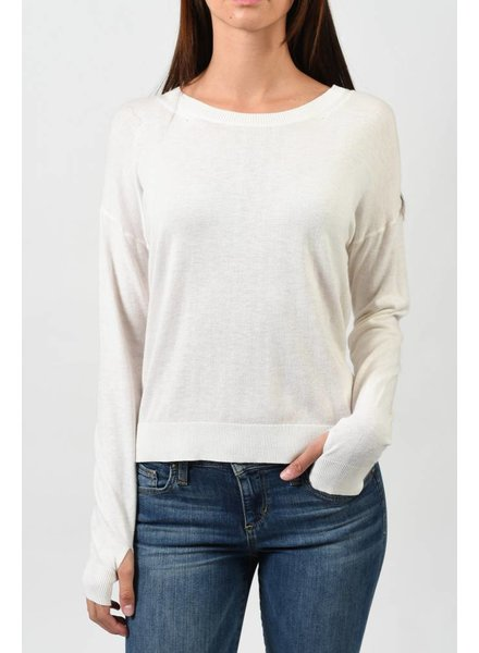 ONE GREY DAY CELESTE TOP