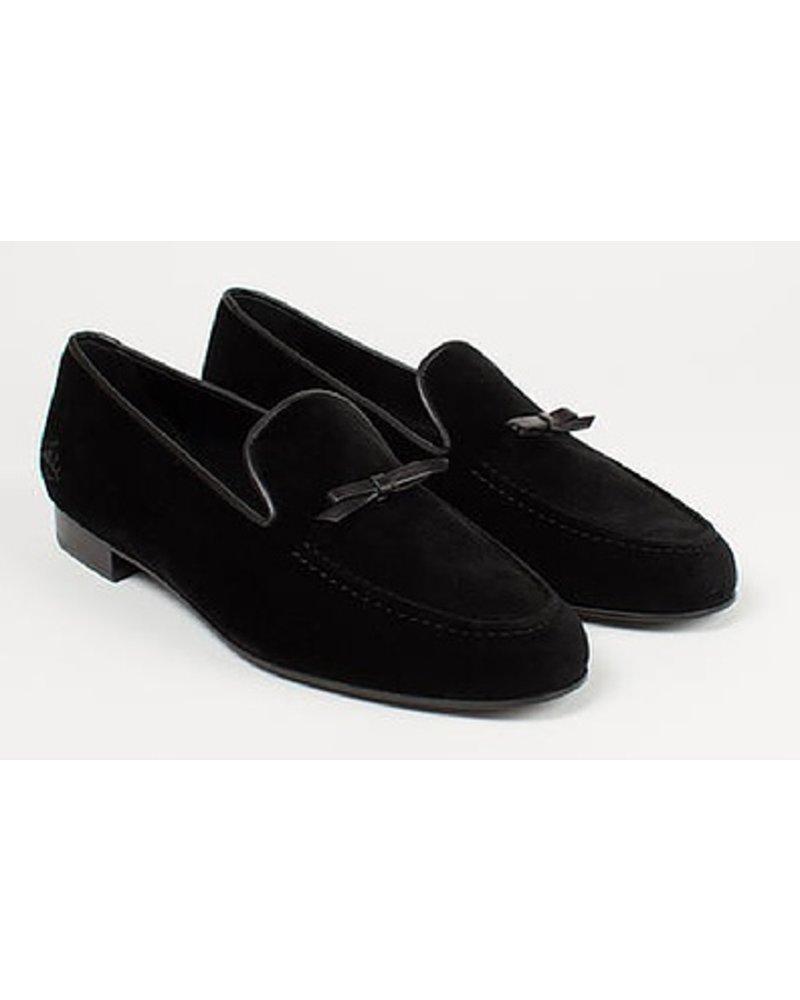 Bachelor Shoes BLACK BOW
