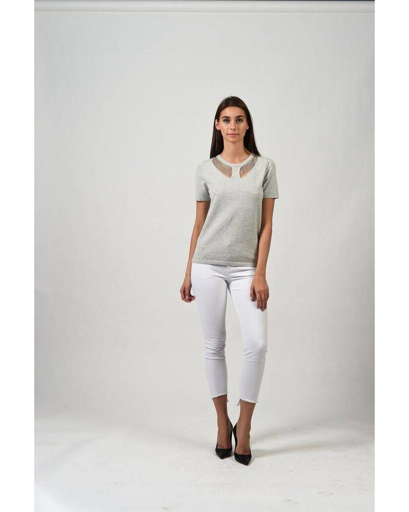 ONE GREY DAY PIPPA TOP