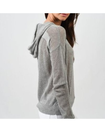 ONE GREY DAY STORM TOP