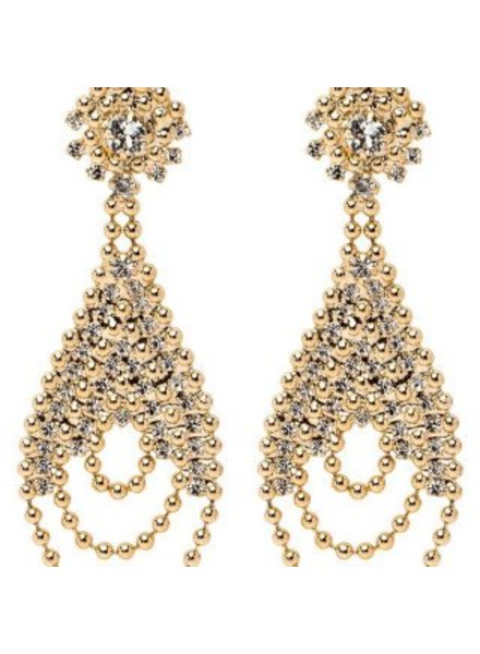 DANNIJO MEREDITH EARRINGS
