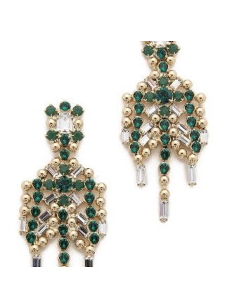 DANNIJO HILARIA EARRINGS