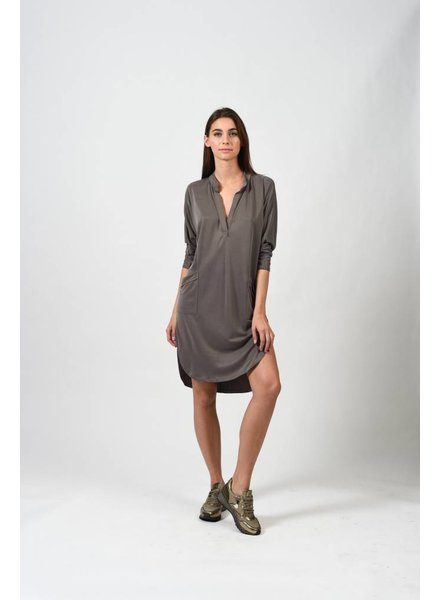 SEN BAJA SHIRT DRESS