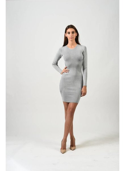 RONNY KOBO CHEFFIE LS DRESS