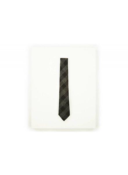 Alexander Olch Wool Gingham Tie