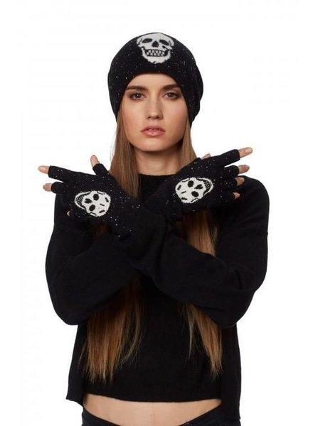 SKULL CASHMERE Skull Glove