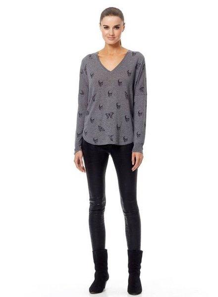 SKULL CASHMERE Zahara Sweater