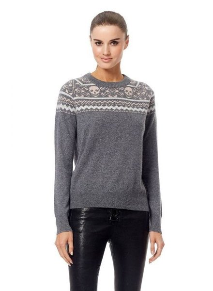 SKULL CASHMERE Miley Sweater