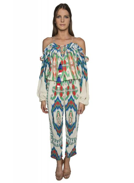Hemant and Nandita Jumpsuit