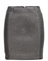 Zoe Karssen Metallic Skirt