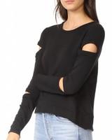 GENERATION LOVE Regina Cut Out Sweater