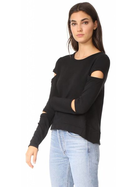 GENERATION LOVE Regina Cut Out Sweater